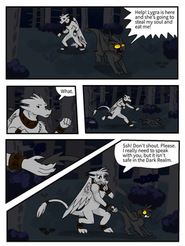 Realm Quest Chapter 1 Page 34 by EeveesAndDragons