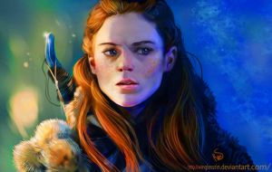 Ygritte by WinglessRin