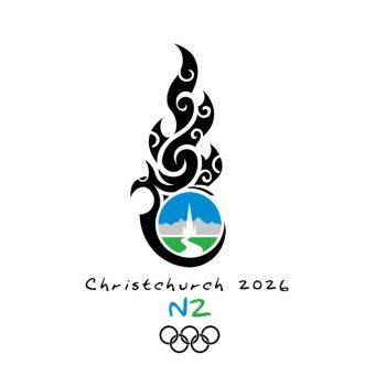 Christchurch 2026 Olympics Logo by LordDavid04