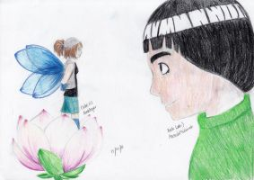 Chlee - Lotus Fairy by Lutra-Gem