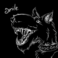 Smile, says Howl by Roguelucifer