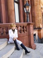 Cosplay CG: Gino Weinberg I by y-moony-y