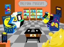 Pac-Man Museum by AshumBesher