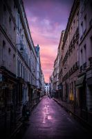 Rue de Verneuil by Anantaphoto