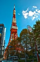 Tokyo Tower by shod