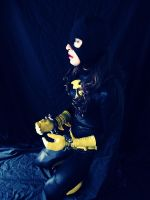 Batgirl Back in Black - Prisoner 2 by ozbattlechick