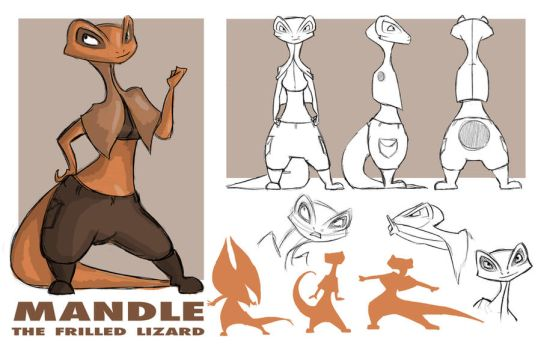 MANDLE Turn Around Chart by Miskui