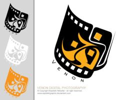 Venon Photography's Logo by Sepinik