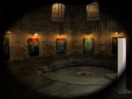 Wewelsburg - the Crypt by Valkyrja-Skuld