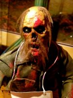 Customized Sideshow Collectible 'The Dead' by ZombieModels