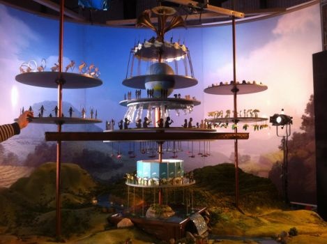 Zoetrope Animation Set by TimBakerFX