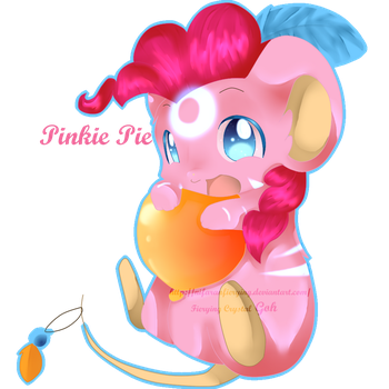 Pinkie Mice is your Shaman by Fierying