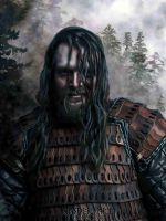 Viking Thursiak Andresson by thecasperart