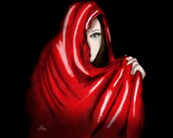 the red cape by paulchensmom
