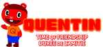 Title to Quentin: Time of Friendship by jordanjellybean214