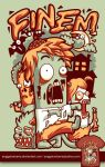 Zombie by anggatantama
