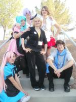 Cosplayers for a Cause by hachi24