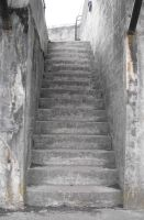 Stock: Fort Casey Stairwell by Stock-By-Michelle