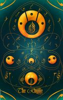 The Arabic Rhyme by Zexo239