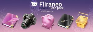 Fliraneo icon pack by LazyCrazy