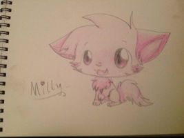 Milly by pikachu0205