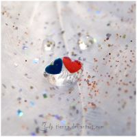 Of Hearts And Feathers V by Tienna