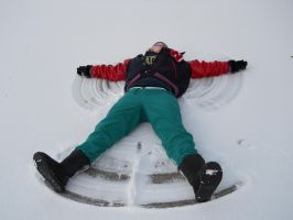 My Snow Angel by Chris01125