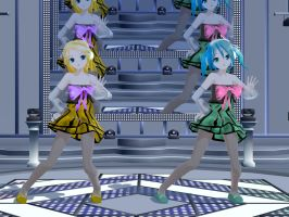 Lat Project Diva Modules by lunar-elegance