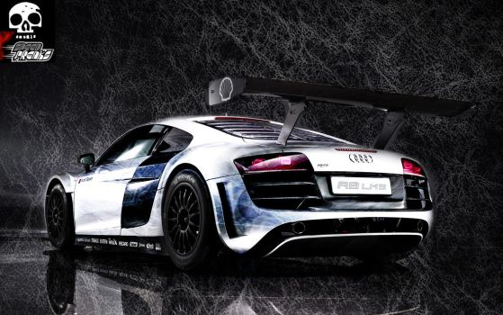 Audi R8 my fav 16 by Osama7