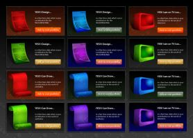 artfolio tvfolio and webfolio by scorpy-roy