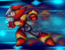 Speed Man by spdy4