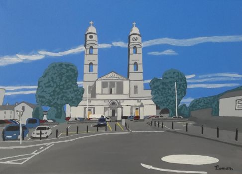 THE CATHEDRAL OF CHRIST THE KING MULLINGAR by wwwEAMONREILLYdotCOM