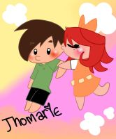 .:Thomarie- I'll Never Say:. by Orthgirl123