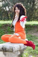 Daga - Garnet - Dagger - Final Fantasy IX by Haikucosplay