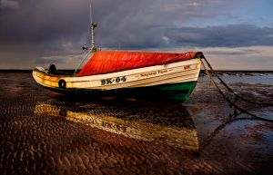 Northumberland boat by newcastlemale