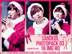 SANDEUL (B1A4) - PHOTOPACK#3 (CHRISTMAS) by Chanyonggie