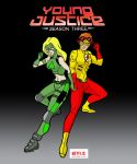Young Justice Season 3 by Inspector97