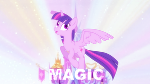 Quick Twilight Sparkle Wallpaper by C0SM1C-ECL1PSE