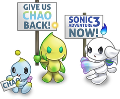 Give us CHAO back! by Siri-onDev