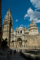 Toledo Cathedral by bellafreck