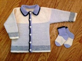 Jacket for Boy Toddler by ToveAnita