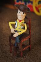 Sheriff Woody by Irentoys