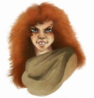 asoiaf - ygritte by spoonybards