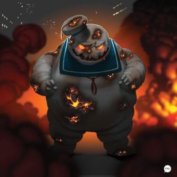 Staypuft by pacman23