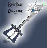 Broken Doctor (WIP) by TheDoctorArtist