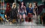 DC Girls Get the Job Done! by renstar71