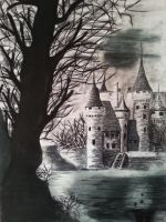 Castle by Lally2992