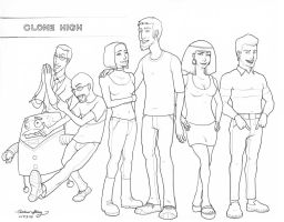 Clone High by silentsketcher