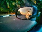 Through the Rear View Mirror by Celestial22