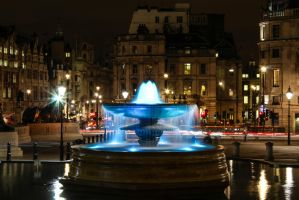 Fountain by Blekee